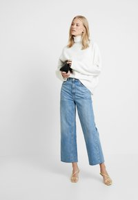 KIOMI TALL - Jumper - off-white - 1