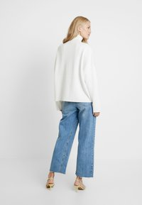 KIOMI TALL - Pullover - off-white - 2