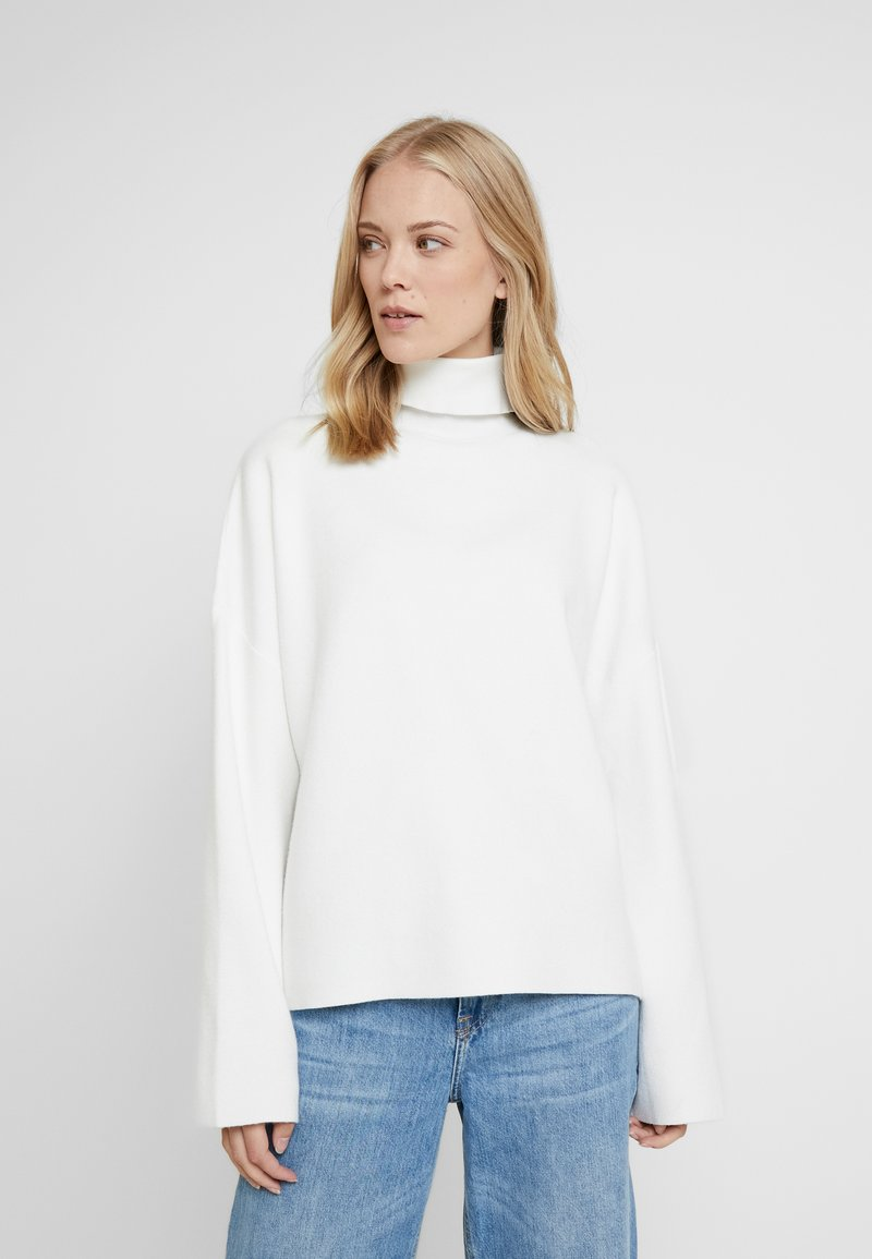 KIOMI TALL - Pullover - off-white