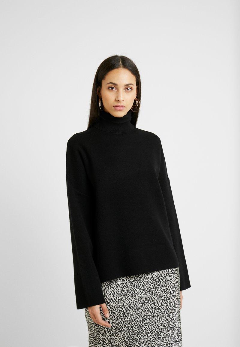 KIOMI TALL - Pullover - black