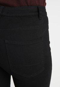 KIOMI TALL - Slim fit jeans - black - 3