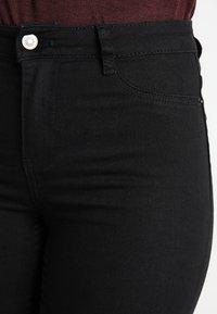 KIOMI TALL - Slim fit jeans - black - 5