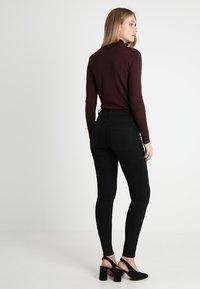 KIOMI TALL - Slim fit jeans - black - 2