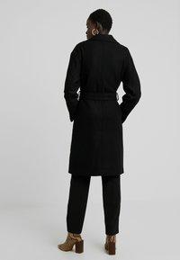 KIOMI TALL - Cappotto classico - black - 2
