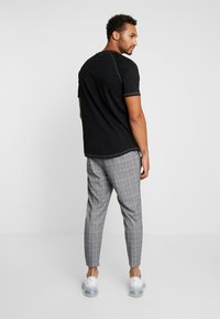 Kings Will Dream - FLICK CHECK - Trousers - black - 2