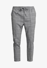 Kings Will Dream - FLICK CHECK - Trousers - black - 5