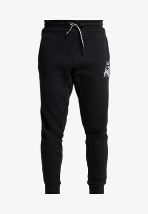 CROSBY TRACKSUIT - Teplákové kalhoty - black