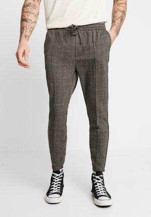 ALDO SMART JOGGERS - Kalhoty - charcoal