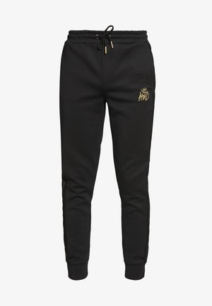 KINGS WILL DREAM GLORTON JOGGERS IN BLACK - Träningsbyxor - black