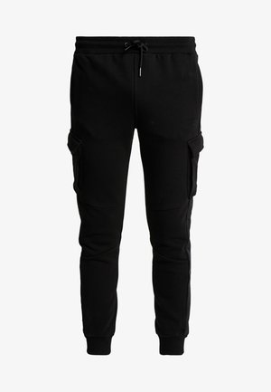 GROCKTON JOGGERS  - Teplákové kalhoty - black