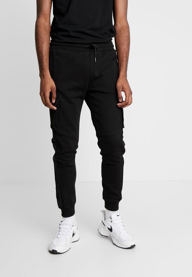 GROCKTON JOGGERS  - Pantalon de survêtement - black