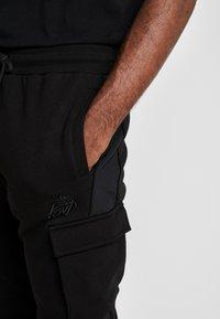 Kings Will Dream - GROCKTON JOGGERS  - Pantalon de survêtement - black - 3