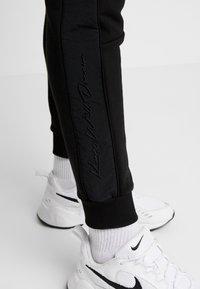 Kings Will Dream - GROCKTON JOGGERS  - Pantalon de survêtement - black - 5