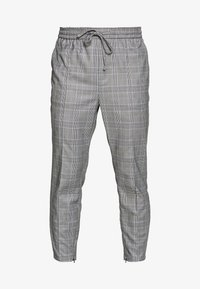 Kings Will Dream - ALDEN SMART JOGGERS  - Spodnie treningowe - grey - 4