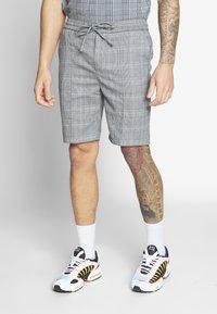 Kings Will Dream - FLICK CHECK - Shorts - grey - 0