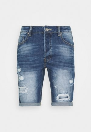 SELBOURNE CLEAN  - Jeans Shorts - indigo