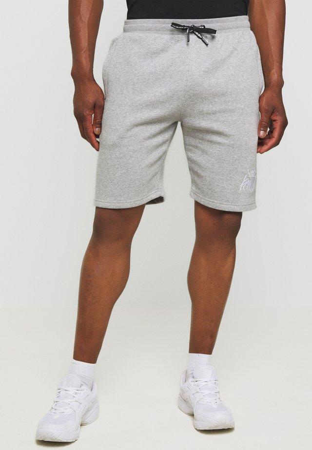 CROSBY  - Pantaloni sportivi - grey marl