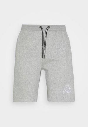 CROSBY  - Tracksuit bottoms - grey marl