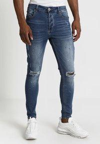 Kings Will Dream - SOROLLO - Jeans Skinny Fit - mid wash - 0