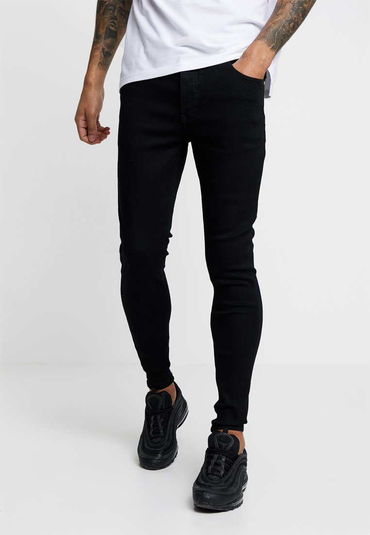 Kings Will Dream - EDEN - Jeansy Skinny Fit - black wash