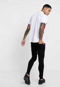 Kings Will Dream - EDEN - Jeansy Skinny Fit - black wash - 2