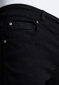 Kings Will Dream - EDEN - Jeansy Skinny Fit - black wash - 3