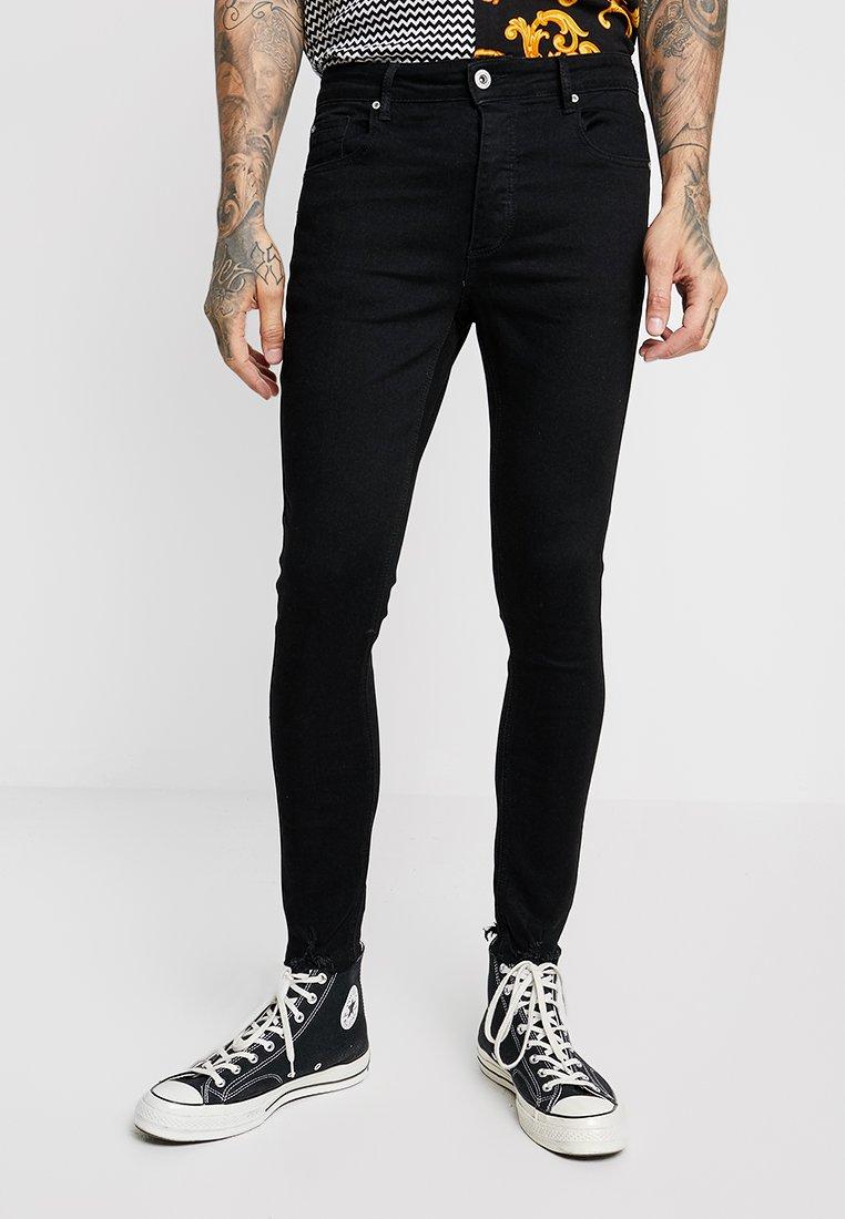 Kings Will Dream - CARLTON - Jeans Skinny Fit - black