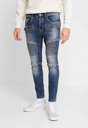 DARIO - Skinny džíny - blue
