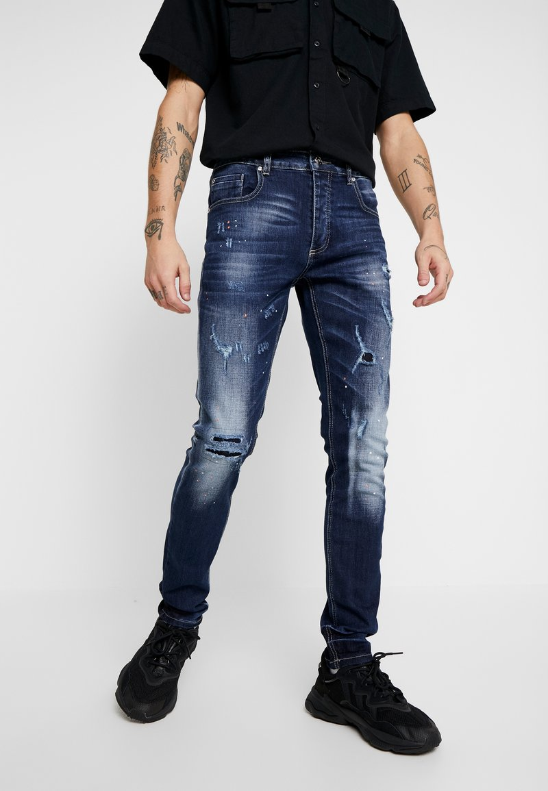 Kings Will Dream - STALHAM - Jeans Skinny Fit - blue