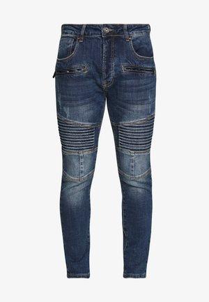 DARIO - Slim fit jeans - indigo