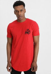 Kings Will Dream - TRAVIS - T-shirt imprimé - rose red - 0