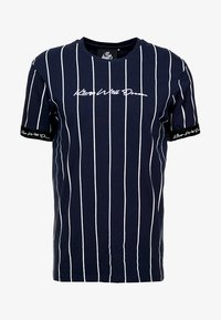 Kings Will Dream - T-shirt con stampa - navy/white - 4