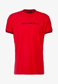 Kings Will Dream - DENSON - T-shirt con stampa - red - 4