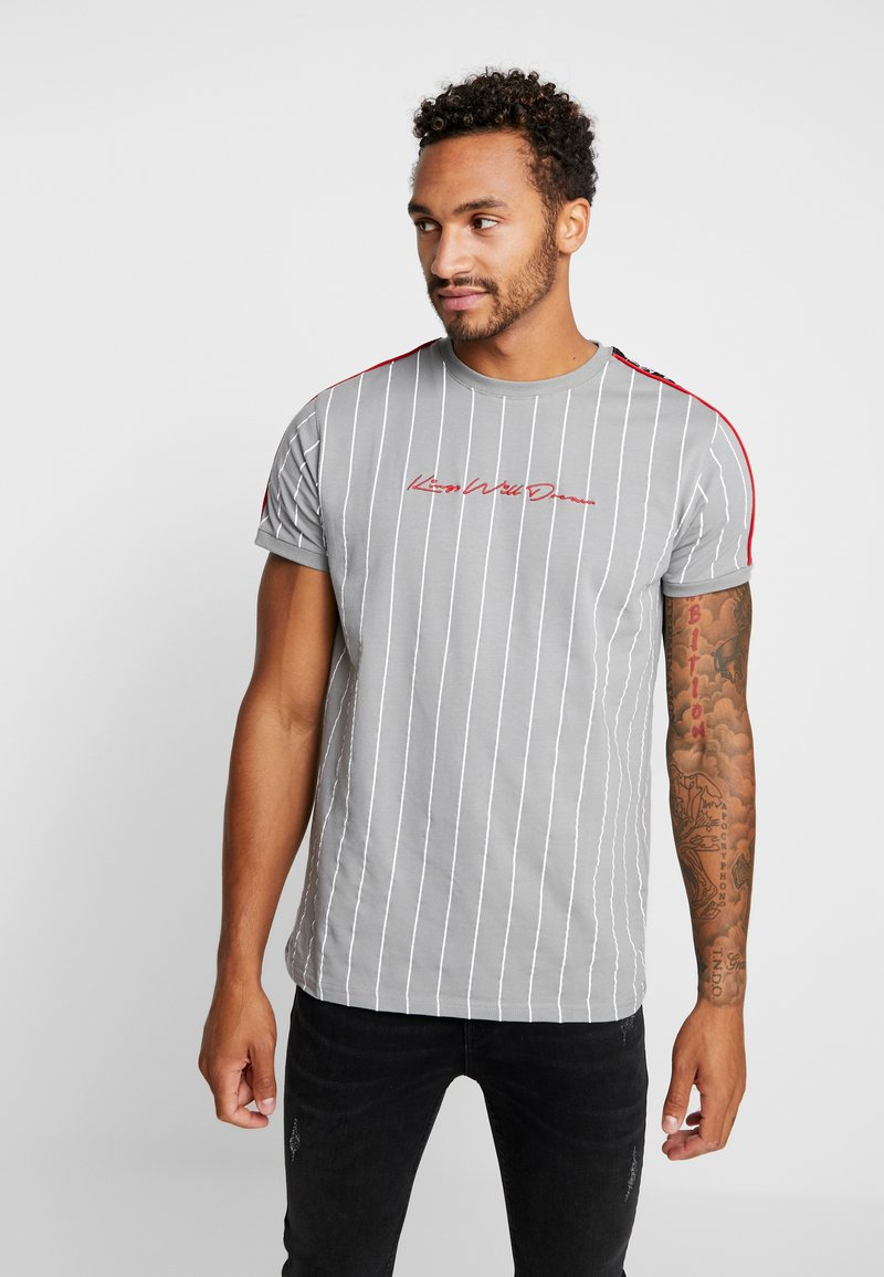 Kings Will Dream - RIFTON - T-shirts med print - grey