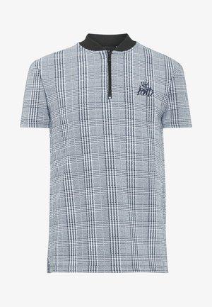 CARBRIDGE IN CHECK - Print T-shirt - grey