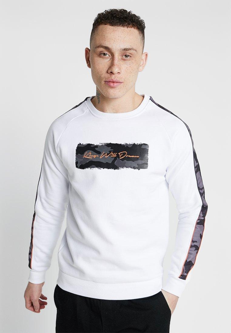 Kings Will Dream - LEVEN - Sweatshirt - white
