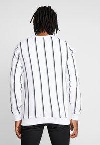 Kings Will Dream - VERTICAL STRIPE - Sweatshirt - white - 2