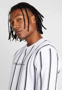 Kings Will Dream - VERTICAL STRIPE - Sweatshirt - white - 3