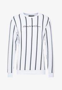 Kings Will Dream - VERTICAL STRIPE - Sweatshirt - white - 4
