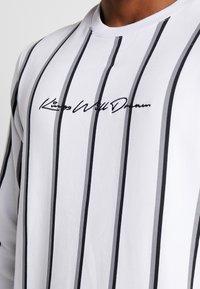 Kings Will Dream - VERTICAL STRIPE - Sweatshirt - white - 5