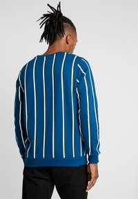 Kings Will Dream - VERTICAL STRIPE - Sweatshirt - sailor blue - 2