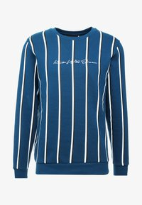 Kings Will Dream - VERTICAL STRIPE - Sweatshirt - sailor blue - 3