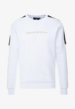 ZEBRA - Sweatshirt - white