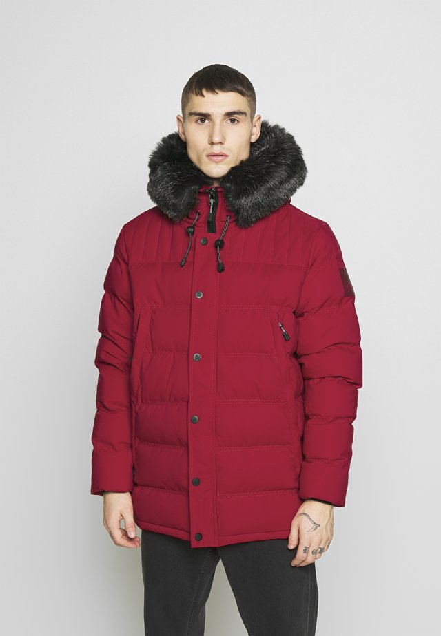 FROST - Winter coat - red