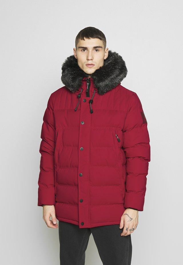 FROST - Płaszcz zimowy - red