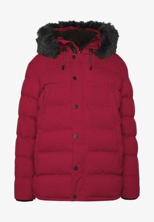 FROST - Zimní kabát - red