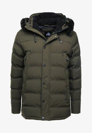 FROST - Wintermantel - khaki
