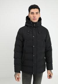 Kings Will Dream - FROST - Zimní kabát - jet black - 3