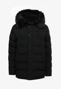 Kings Will Dream - FROST - Zimní kabát - jet black - 4
