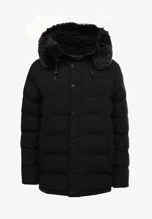 FROST - Zimní kabát - jet black